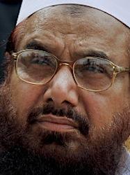Hafiz Mohammed Saeed. Bron AP, Anjum Naveed