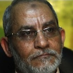 Mohammed Badie, Supreme Guide of the Muslim Brotherhood, declared in a public message published by Egyptian daily Al-Ahram that the Zionists only understand force, and that Arabs cannot hope to achieve justice from the Jews through the corridors of the United Nations or through negotiations.