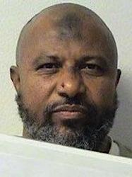 Ibrahim Idris. Foto uit Guantanamo archief.